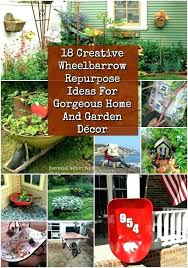 kmart lawn and garden decor cool wheelbarrow ideas for gorgeous home decorative accessories kmart lawn and garden