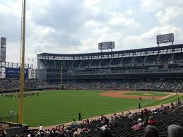 Guaranteed Rate Seating Chart Guaranteed Rate Field Section 154 Row 34 Seat 20 Chicago