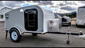 teardrop trailer for 5 x 8 made in montana sherpa yeti