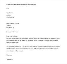 letter template example cease and desist letter template 16 free sample example format