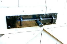 sliding barn door latch sliding barn door lock sliding barn door latch barn door locks hardware