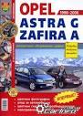 Opel astra g 1998 руководство ремонту