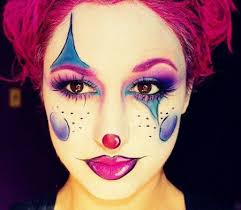 cute clown makeup google search