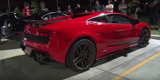 1,700 HP Lamborghini Races 1,500 HP Supra on the Street, Gets ...
