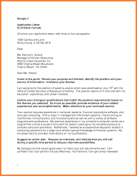 Example Of A Business Letter Full Block Style 7 Isipingo Secondary