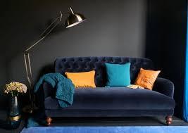 teal sofa grey sofa decor