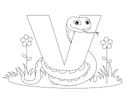 Small Picture letter v coloring pages preschool 100 images free alphabet