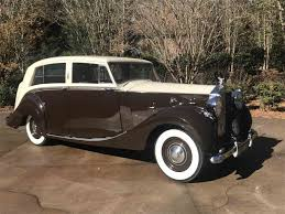 Classic Rolls Royce for Sale on ClassicCars.com - 215 Available