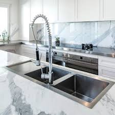 Colony ADA 33x22 Double Bowl Kitchen Sink Kit  American StandardAda Undermount Kitchen Sink