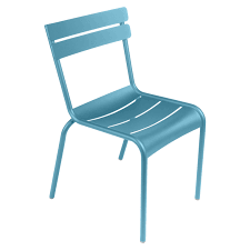 outdoor metal chair. Chair. Luxembourg Outdoor Metal Chair