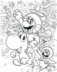 Mario Kart Coloring Pages Best Worksheet 43 Free Printable