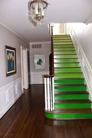 Painted Wood Stairs 68 Best Colorful Painted Stairs Images On Pinterest Stairs