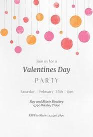 Valentines Invitations Valentines Day Invitation Templates Free Greetings Island