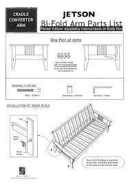 cherry assembly instructions marin futon dark cherry set wood futon frame conversion example