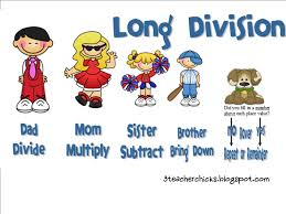 Class Blog: Long division