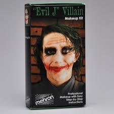 character makeup kit evil j