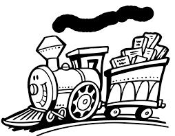 Treno Con Sorriso Da Colorare Online Gratis Disegni Da Colorare E