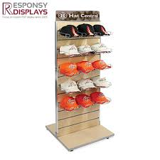 Single Hat Display Stand Mesmerizing Responsy Display Blog Professional Point Of Sale Display Solutions