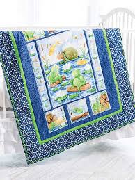Panel Quilt Patterns Fascinating Animal Quilt Patterns Art Panel Quilt Pattern