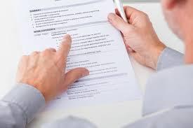 Jobseeker Advice For Identifying Resume Keywords Livecareer