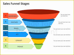 Funnel Powerpoint Template Free Free Sales Powerpoint Templates Of Animated Flat Sales