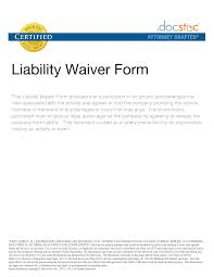 Legal Liability Waiver Form 24 Images Of Event Waiver Template Leseriail 14