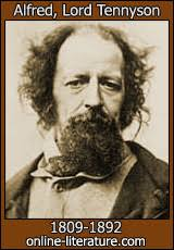 lord alfred tennyson biography and works search texts  lord alfred tennyson
