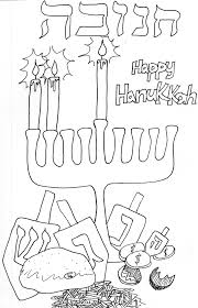 Free Printable Hanukkah Coloring Pages For Kids Best Within Chanukah