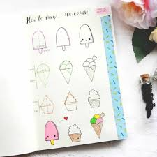 Rose doodle ideas for your journals. Simple Doodles 40 Easy Doodles For Bujo Simple Life Of A Lady