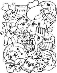 35 Best Cute Cartoon Food Images Cute Cartoon Food Draw Kawaii