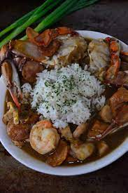 Seafood Gumbo - Coop Can Cook