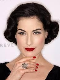 dita von teese makeup tutorial google search vine