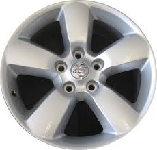 2012 Dodge Ram 1500 Bolt Pattern