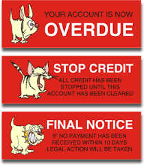 Overdue Account Account Labels Marketing Tools For Veterinarians