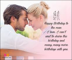 Happy Birthday Love Quotes Stunning Birthday Love Quotes For Him The Special Man In Your Life