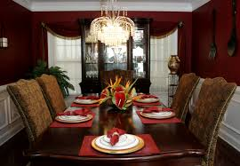 red dining room colors. Peachy Ideas Red Dining Room Color On Home Design Colors E