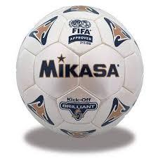 <b>Мяч футбольный Mikasa</b> PKC55BR-N купить в Москве ...