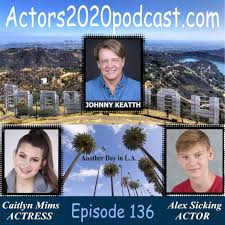 Caitlyn Mims and Alex Sicking - Actors Interview