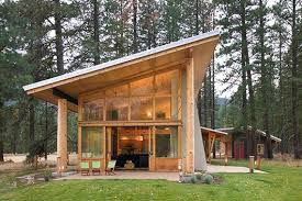 Inexpensive Modular Homes Log Cabin Small Cabin Home Design Houses