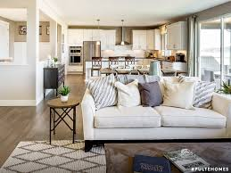 Open floor plans prevent your home from feeling walled off ...