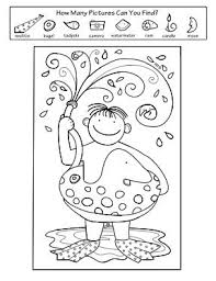Small Picture Summer Activity Coloring Pages Hidden pictures Summer and Coloring