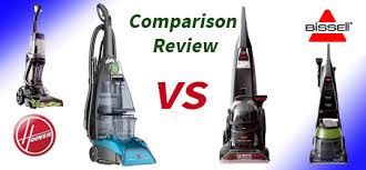 Bissell Vs Hoover Carpet Cleaners Whats The Best Vacuum