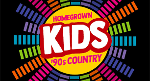 Homegrown Kids 90s Country Available June 28th The