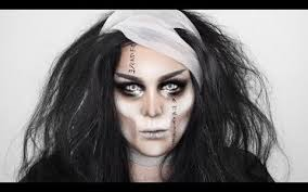 mummy easy makeup tutorial