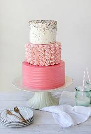 cheap wedding cakes for the holiday pink wedding cake decorations