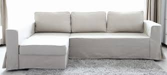 Wonderful Sofa Covers Ikea Manstad Loose Fit Chaise Lounge Left In Models Ideas