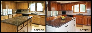 cabinet refacing before and after. Fine Before Jewel Cabinet Refacing Before And After To And N