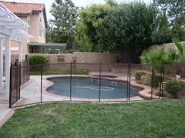 diy fence around pool diy glass pool fencing bunnings