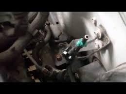 how to nissan sentra 1 8l fuel pressure