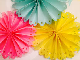 Swish Diy Decorated Paper Fan Together With Diy Decorated Paper Fan  Backdrop Wedding Y Decorations Easy